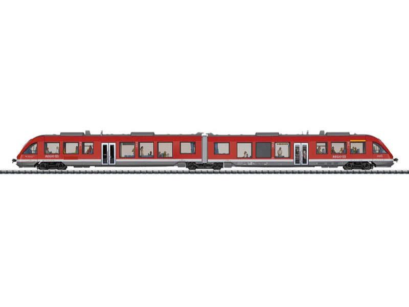 Dieseltriebwagen BR 648.2 DB AG H0