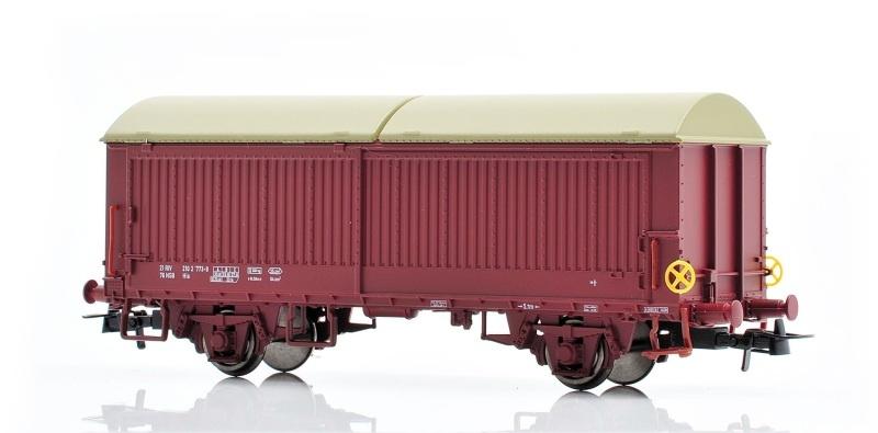 Topline His Güterwagen der NSB, Spur H0