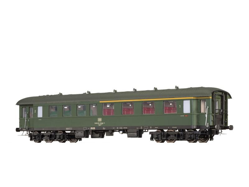 Personenwagen AByse-630 der DB, IV, H0