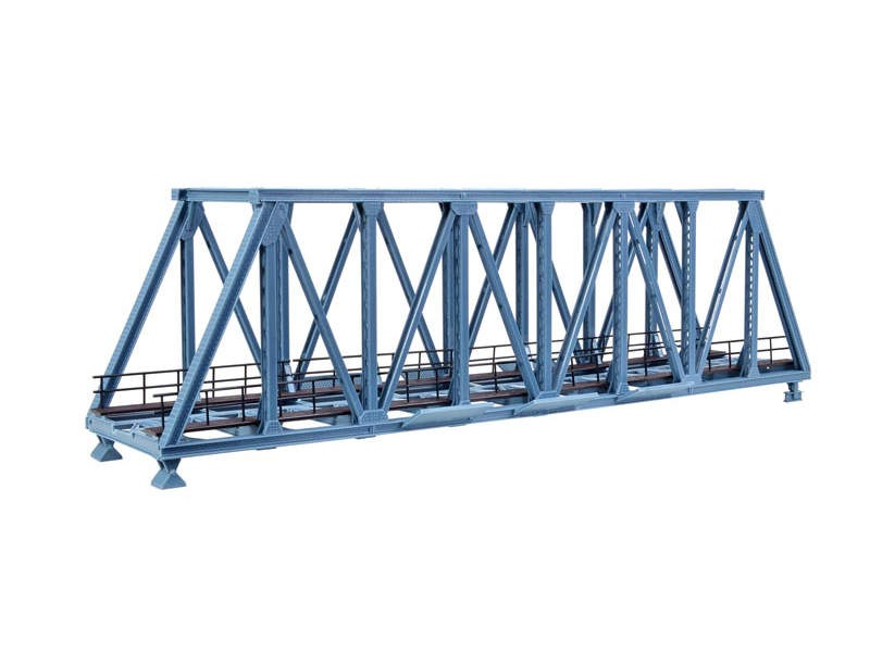Kastenbrücke, gerade, Bausatz, Spur H0