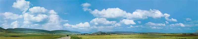 Modellhintergrund Schwarzwald-Baar 3880 x 650 mm