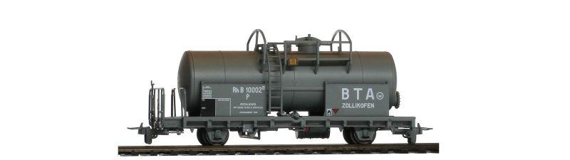 RhB P 10002 Kesselwagen 60er Jahre, Spur H0m