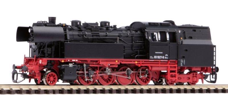 Dampflok BR 83.10 der DR, Ep. IV, Spur TT
