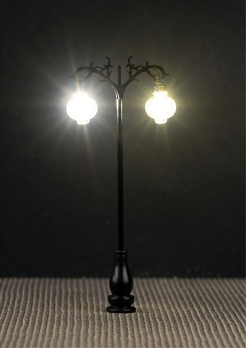 LED-Laterne, Hängeleuchten, 3 Stück, H0