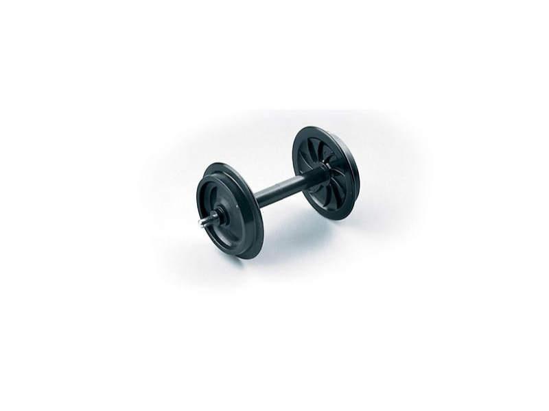 Kunststoff-Scheibenradsatz, 2 Stk. Spur G