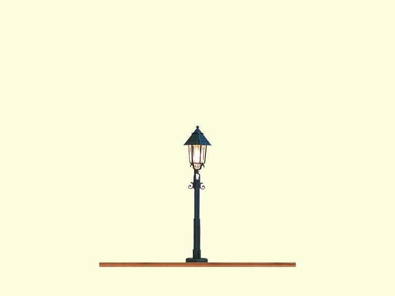 LED-Stadtleuchte mit Stecksockel, einzeln, Spur H0