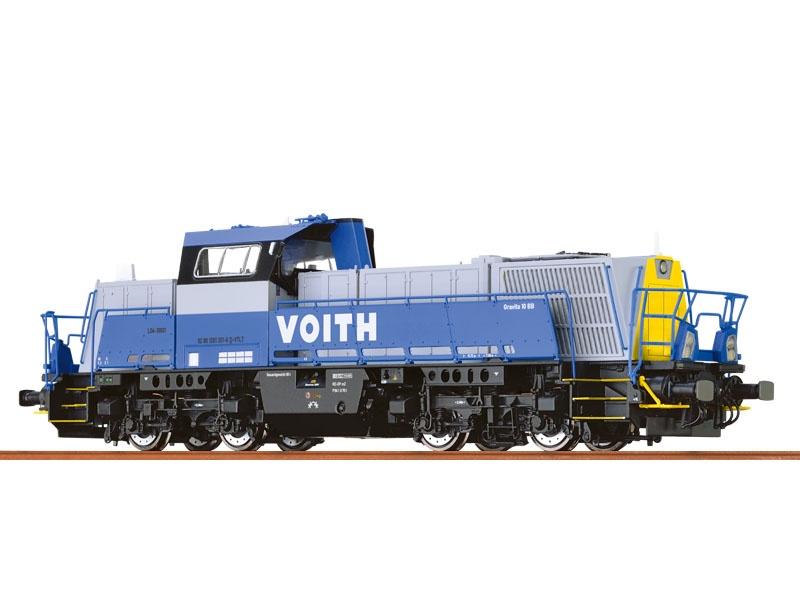 Diesellok Gravita 10 BB, BR 261, VI, AC Digital BASIC+, H0