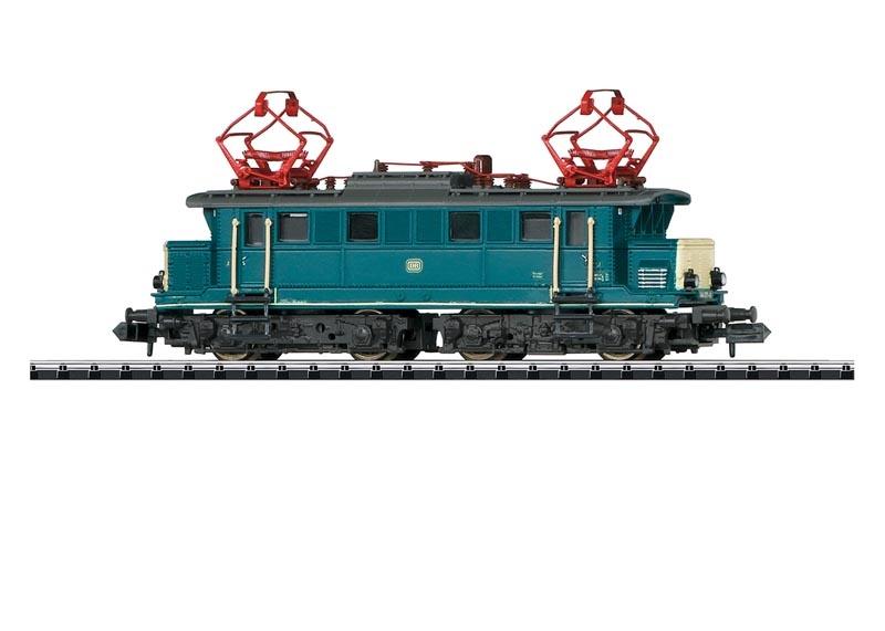 E-Lok BR 144 der DB, Sound, DCC, Minitrix Spur N