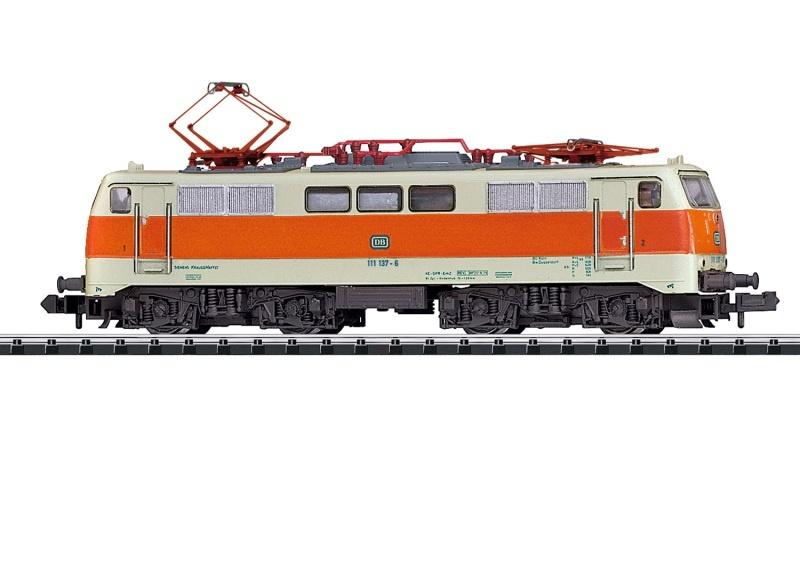 Elektrolokomotive Baureihe 111 der DB, Minitrix Spur N