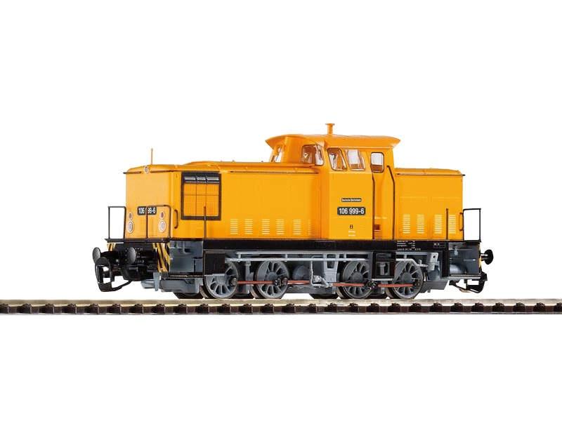 Diesellok BR 106.2-9 der DR, Epoche IV, Spur TT