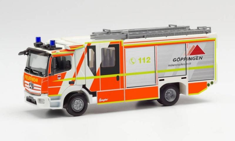 Mercedes-Benz Atego `13 Ziegler Z-Cab FW Göppingen 1:87 H0