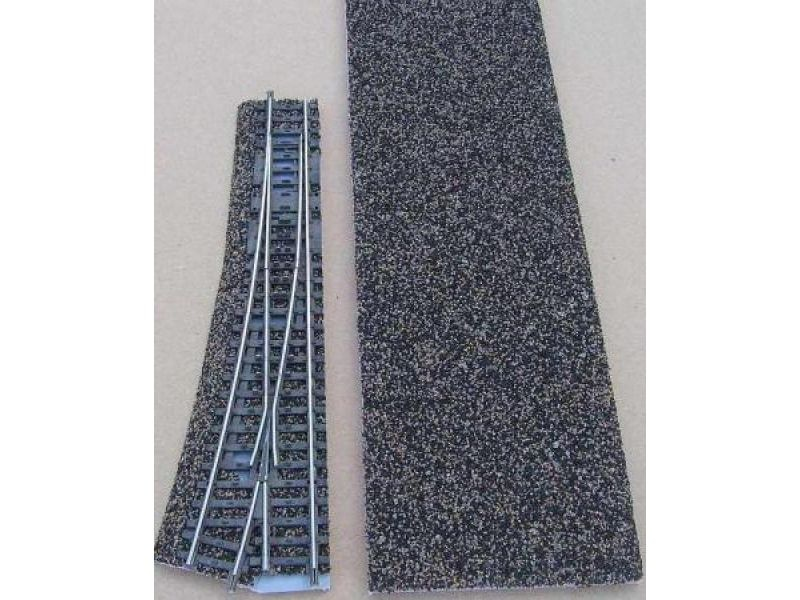 Distanzstreifen H0, 1 m lang, 10 cm breit