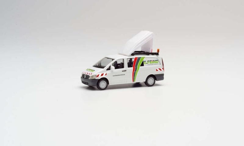 Mercedes-Benz Vito BF3 Enrico Feind Frästechnik, 1:87 / H0