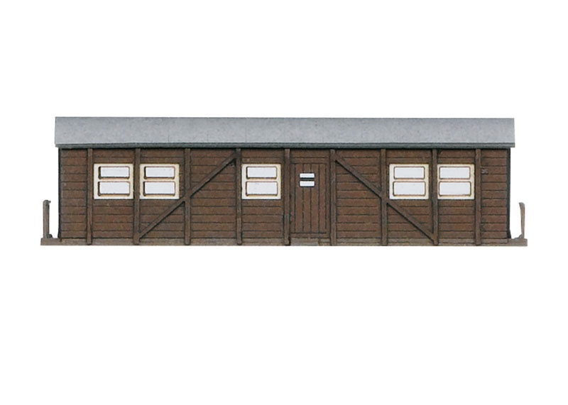 Bausatz Güterwagen MCI-43 abgestellt, Spur Z