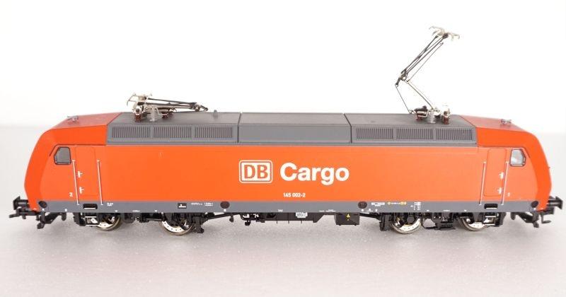 E-Lok BR 145 der DB AG, DC, Spur H0