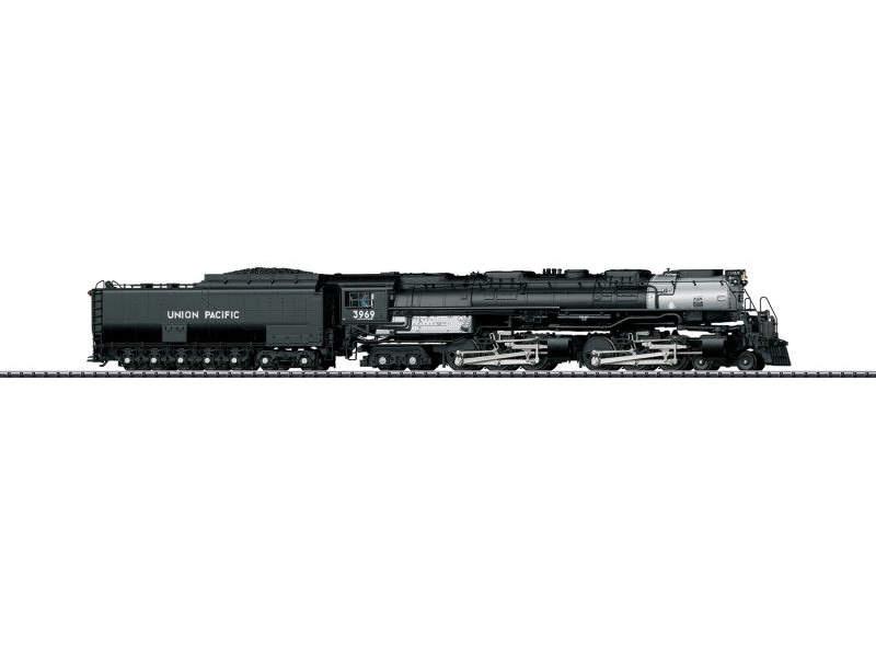 Güterzug-Dampflok Klasse 3900 Challenger, UP, mfx, DCC, H0
