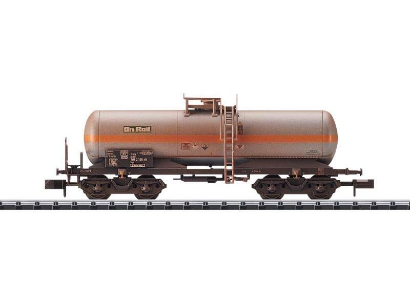 Chlorgas-Kesselwagen DB, On Rail, Minitrix Spur N