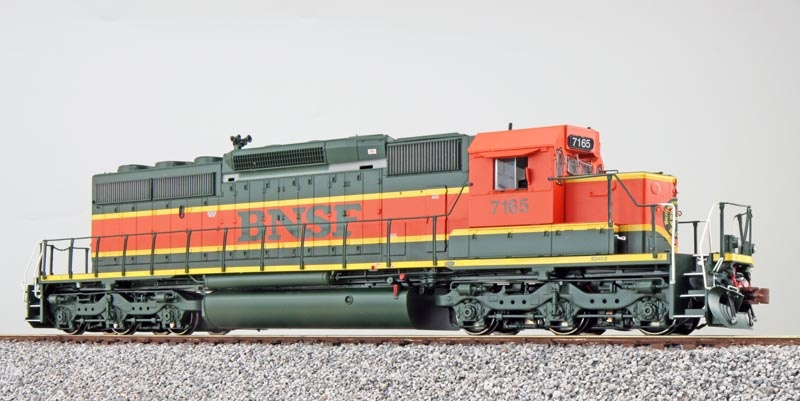 Diesellok SD40-2 BNSF 7165, Ep. V, Sound, AC / DC, Spur H0