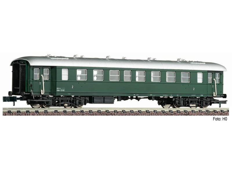 Eilzugwagen 2. Klasse der ÖBB, Spur N