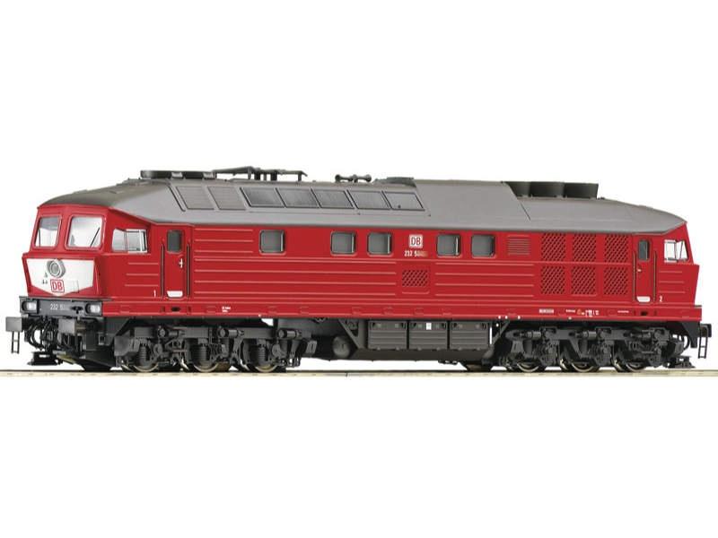 Diesellokomotive BR 232 DB AG AC H0