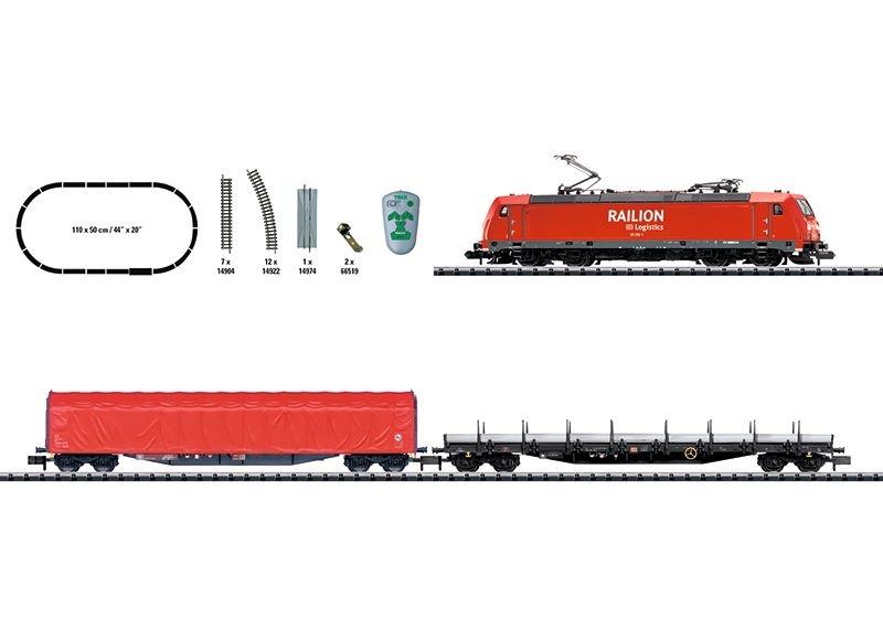 Startpackung Güterzug der DB AG, Epoche VI, Spur N