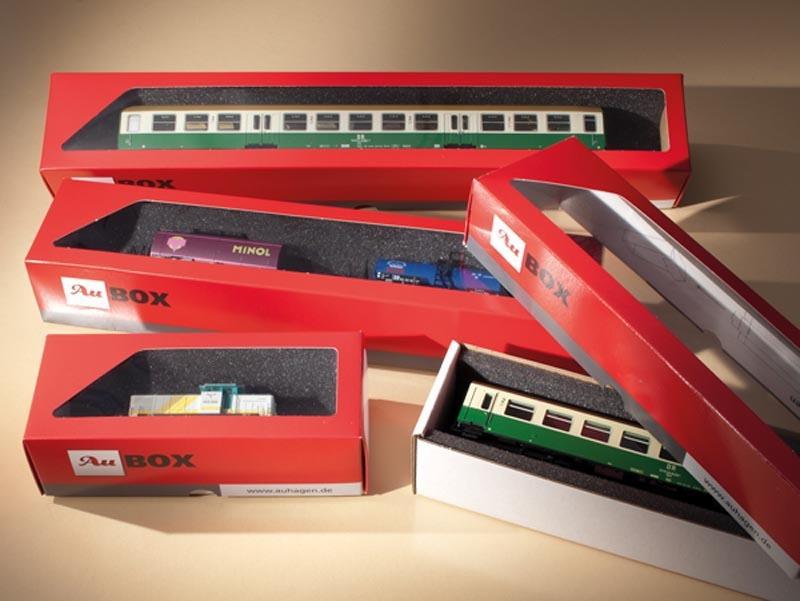 Au-BOX 230 x 60 x 50 mm, 1 Stück