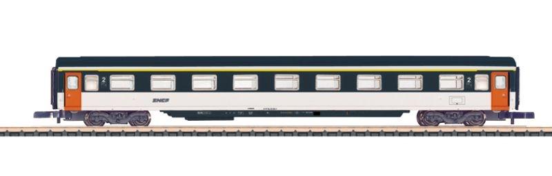 Eurofima-Abteilwagen B9u der SNCF, Epoche IV, Spur Z