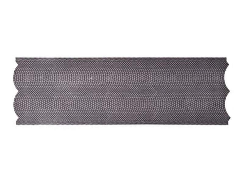 Straßenplatte Kopfsteinpflaster, L 110 x B 34,6 cm, Spur G