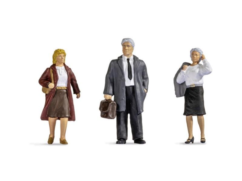 Reisende Figuren, Spur 1