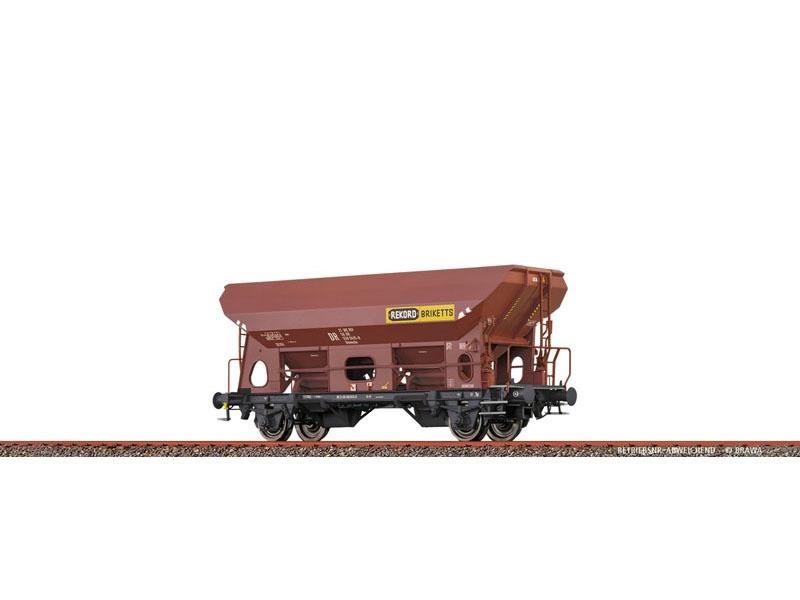 Güterwagen Eds-u Ommstu DR, IV, Rekord, DC, Spur H0
