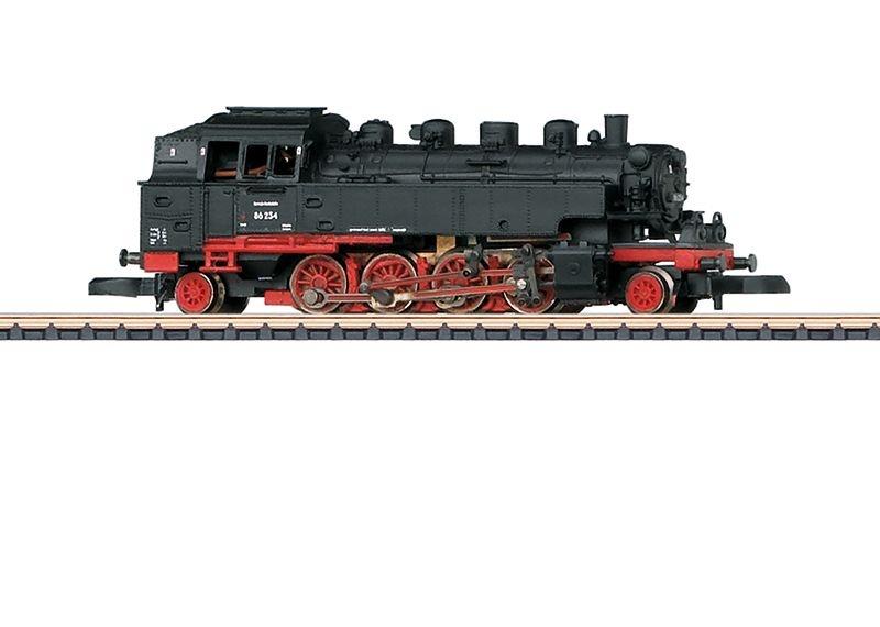 Dampflok BR 86 der DB, Epoche III, Spur Z