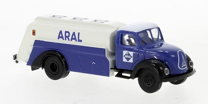 Magirus Mercur Tankwagen, Aral, 1952, 1:87 / H0