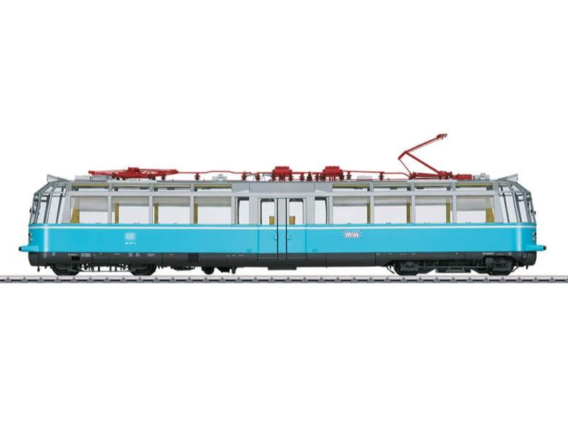 Aussichtstriebwagen BR 491 Gläserner Zug DB Sound mfx Spur 1