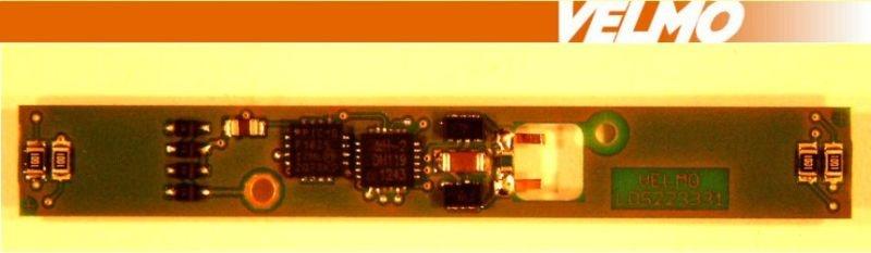 Lokdecoder DCC / SX BR103, E-03, BR151, E-50, BR150, Spur Z