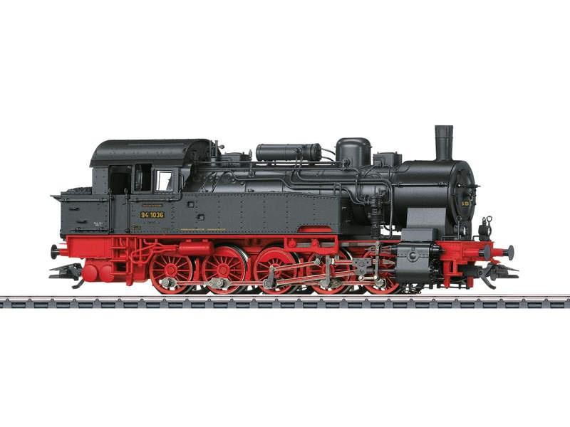 Tenderdampflokomotive BR 94.5 DRG Sound mfx+ H0
