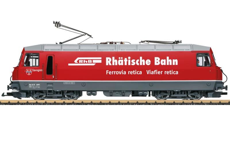 Elektrolokomotive Ge 4/4 III der RhB, Spur G