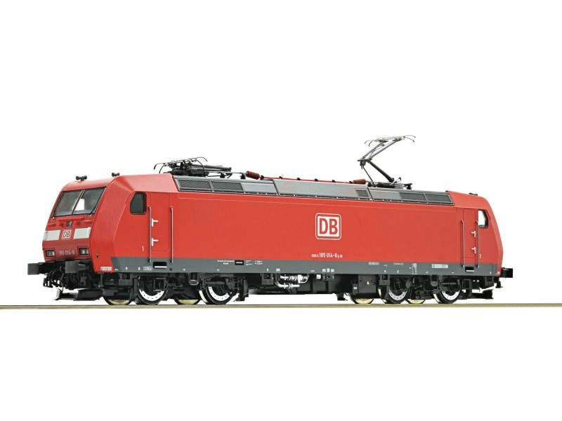 Elektrolokomotive 185 014 der DB AG, DC, Spur H0