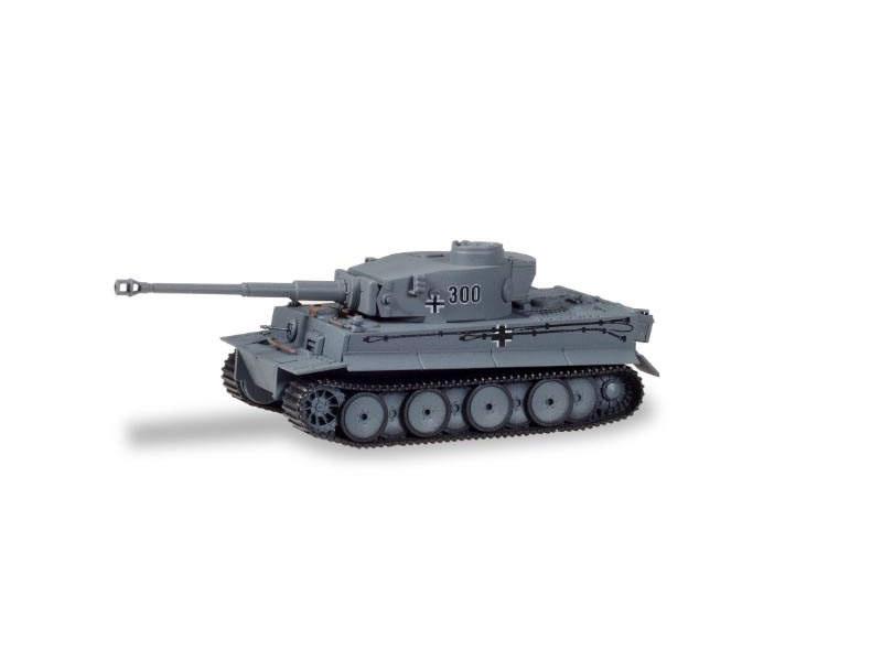 Panzerkampfwagen Tiger Ausf. H1, dekoriert, Russland Kursk