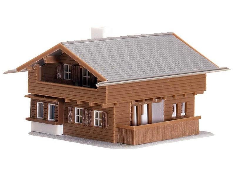 Haus Enzian Bausatz N