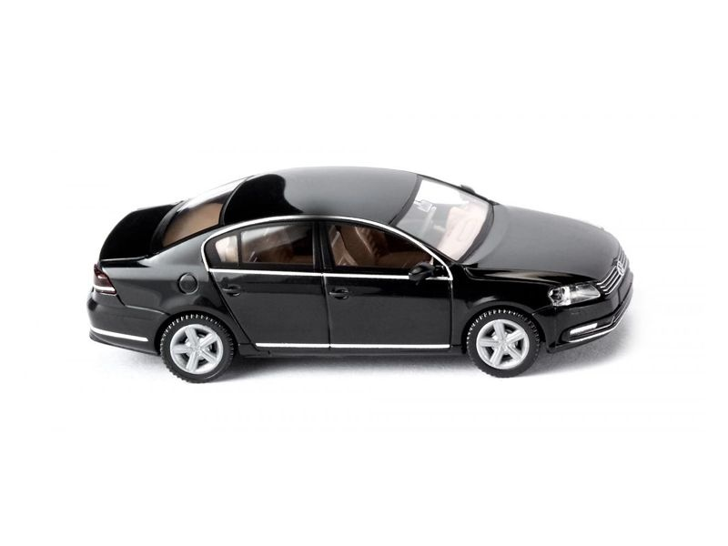 VW Passat B7 Limousine - schwarz 1:87 / H0