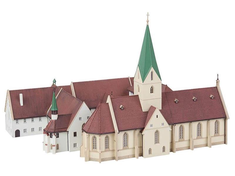 Kloster Blaubeuren Bausatz N