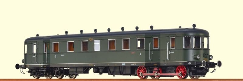 Dieseltriebwagen VT62.9 der DRG, Epoche II, Spur H0