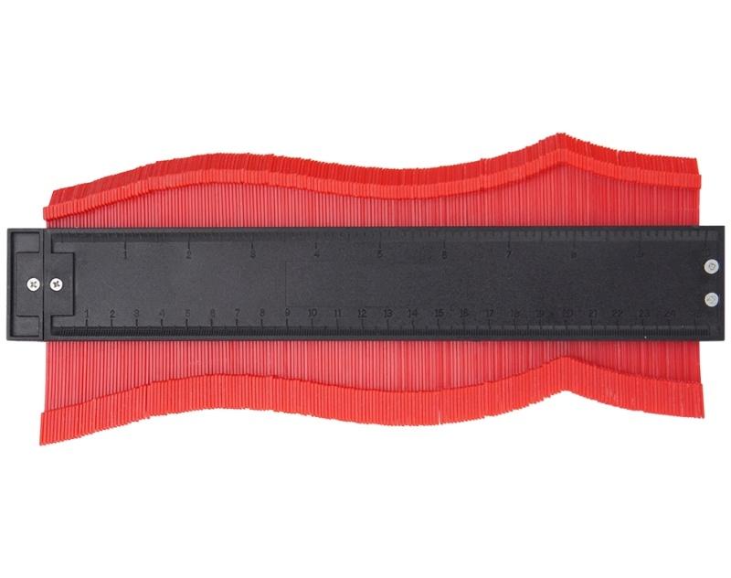 Konturenlehre magnetisch 260 mm