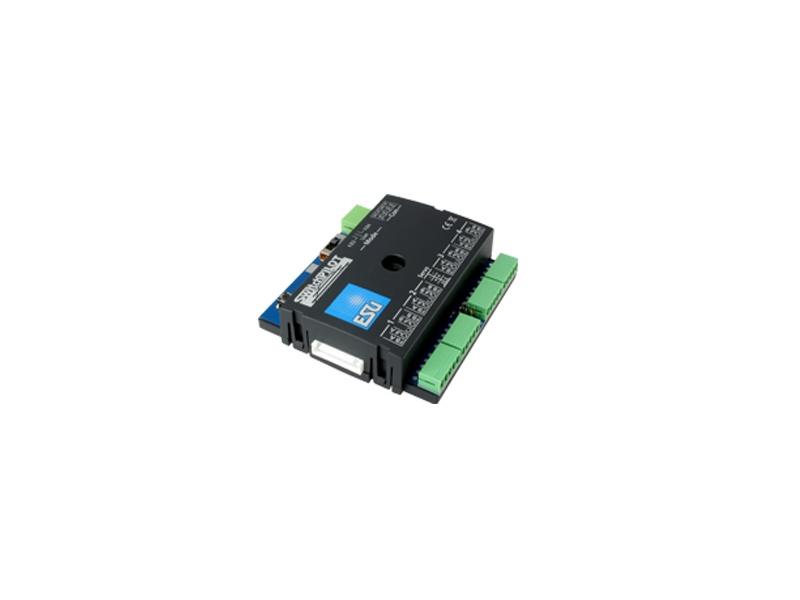SwitchPilot V2.0, 4-fach Magnetartikeldecoder,2xServo,DCC/MM