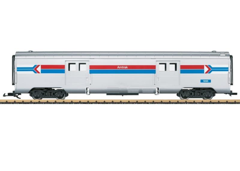 Amtrak Gepäckwagen Phase I, Spur G