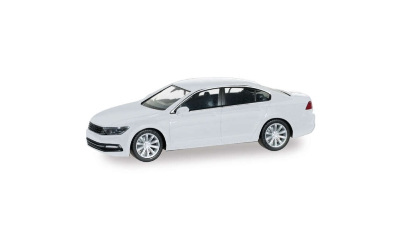 VW Passat Limousine, oryxweiß perlmutteffekt, 1:87 / Spur H0