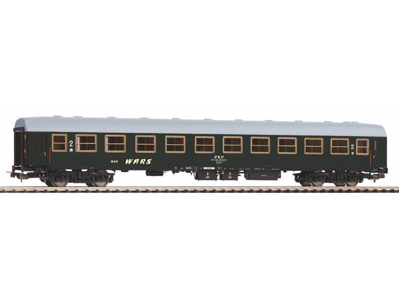 Personenwagen 111A der PKP, Ep. IV, DC, Spur H0