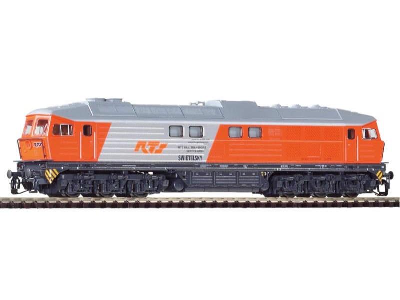 Diesellok BR 230 077 der RTS, Epoche VI, Spur TT