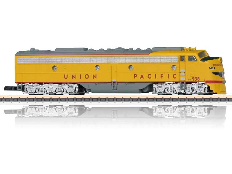 US-dieselelektrische Lokomotive EMD E8A UP Spur Z