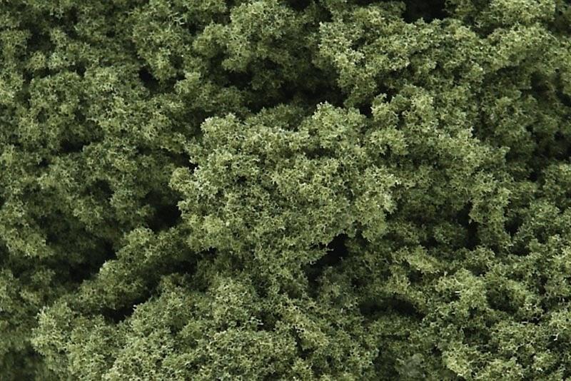 Foliage Clusters - Belaubungsflocken grob hellgrün, 108 g